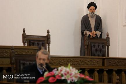 نشست+خبری+علی+لاریجانی+رییس+مجلس (1)
