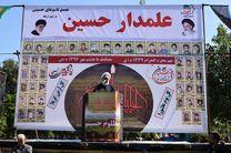عزاداران حسینی در ماه محرم واقعه کربلا را زنده نگه میدارند