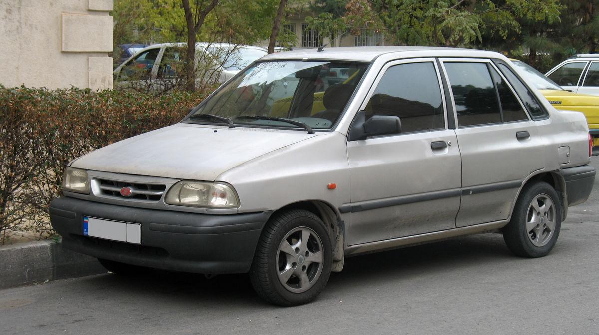 قیمت خودرو امروز 7 مهر ۱۴۰۰/ قیمت پراید اعلام شد