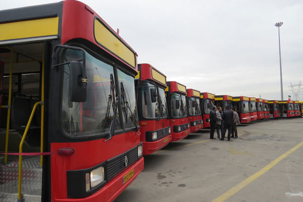 افزیش 15 درصدی نرخ کرایه خطوط اتوبوسرانی و مینیبوسرانی تهران