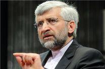 واکنش جالب سعید جلیلی به مصاحبه شب گذشته رییس جمهوری