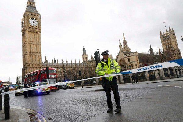 حمله تروریستی در نزدیکی پارلمان بریتانیا چهار کشته به جا گذاشت
