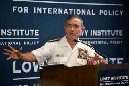 چین خواستار برکناری فرمانده نیروهای آمریکایی در اقیانوس آرام شد