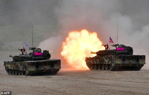 آمادهباش کره شمالی همزمان با آغاز مانور سالانه کرهجنوبی و آمریکا