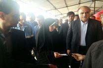 فارغ التحصیلان بیکار به نماینده دولت اعتراض کردند