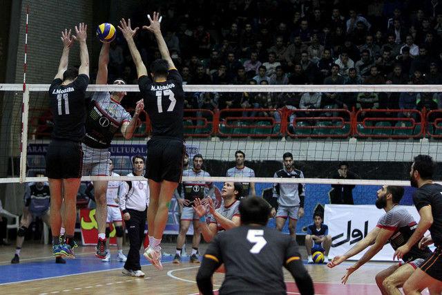 درخشنده برای قرعه کشی والیبال کشورهای اسلامی راهی باکو میشود