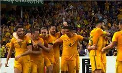 پیروزی استرالیا مقابل امارات/رقابت در صدر گروه B آسیا بالا گرفت