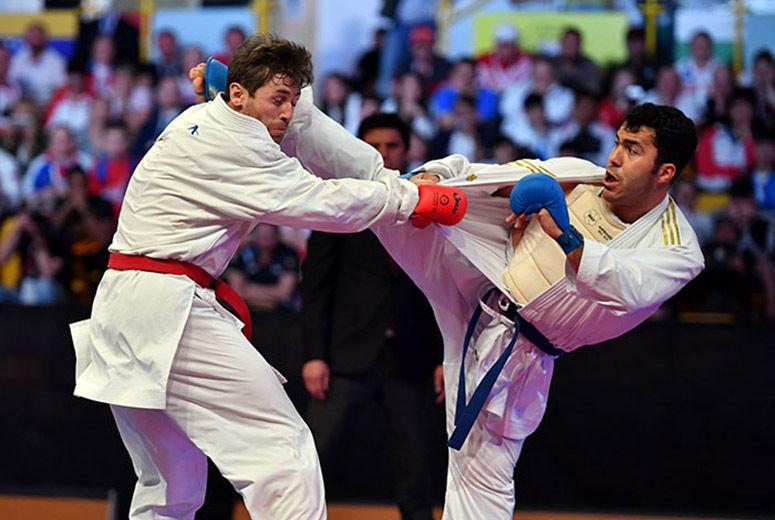 تیم اردبیل نائب قهرمان مسابقات کاراته کشور شد