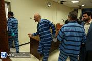 بیستمین جلسه دادگاه رسیدگی به مفسدان اقتصادی در بانک سرمایه