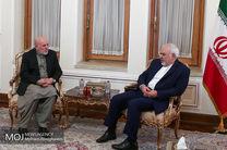 ایران همواره بدنبال کمک به دولت و ملت افغانستان است
