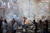 پنج عامل انتحاری خود را در لبنان منفجر کردند