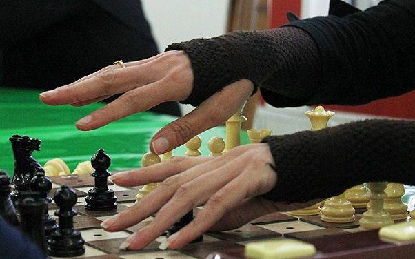 حضور شطرنجبازان نابینا در المپیاد جهانی مقدونیه