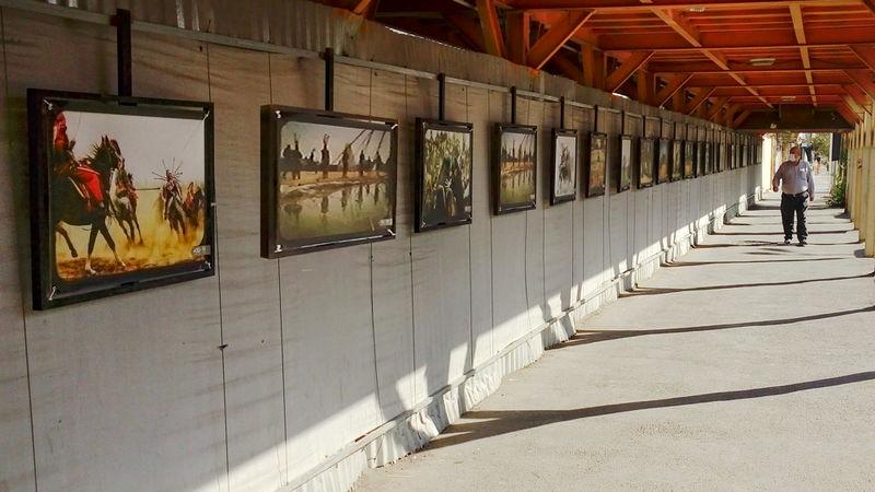 برپایی نمایشگاه عکسهای تعزیه در نگارگذر فرهنگ قم