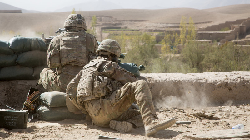 2 US soldiers killed in Afghanistan's Kandahar province