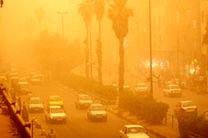میزان ذرات گرد و غبار اهواز بیش از 74 برابر حد مجاز رسید