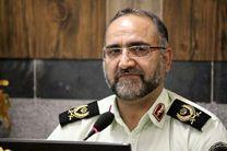 تشدید نظارت های پلیس در مراکز تجاری و اداری اصفهان