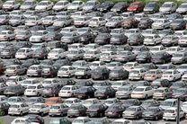 درآمد ۹۰۰ میلیارد تومانی دولت از شمارهگذاری خودرو