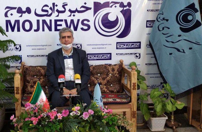 بازدید مدیر کل کمیته امداد استان اصفهان از دفتر خبرگزاری موج اصفهان