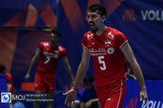 ساعت بازی والیبال ایران و لهستان مشخص شد
