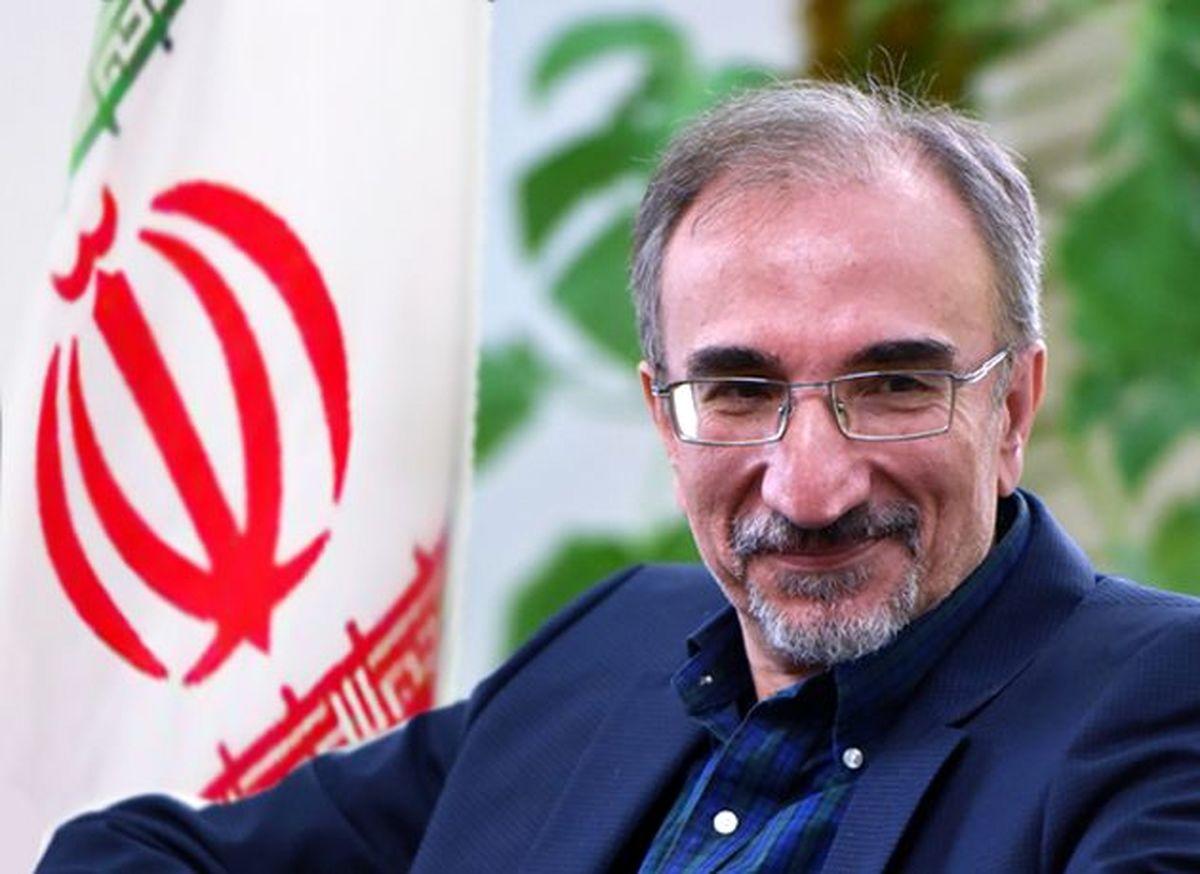 قاسم تقی زاده خامسی رئیس سازمان مدیریت منابع آب شد
