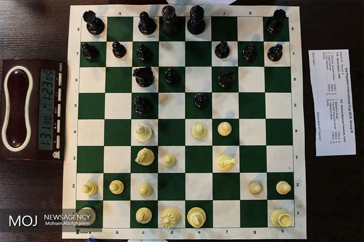 دور پایانی مسابقات شطرنج قهرمانی مردان ایران برگزار شد