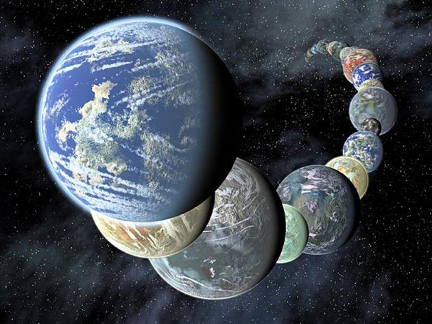 نقشه 12 سیاره دیگر در گوگل نقش بستند