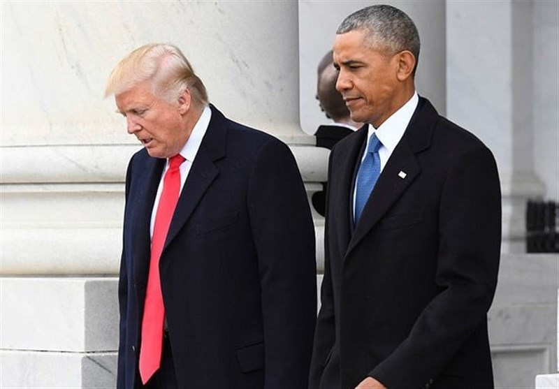 دونالد ترامپ بار دیگر باراک اوباما را هدف حمله قرار داد