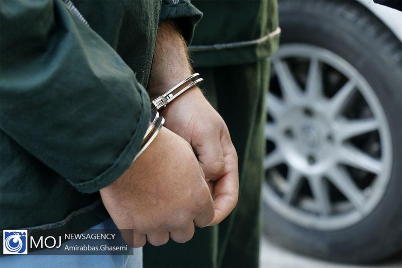 لیدر اصلی گروه تجزیه طلب «چریک های فدایی خلق ترک» دستگیر شد