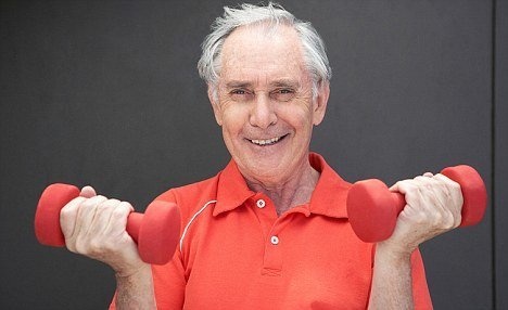 سلولهای بنیادی، راز قوی ماندن عضلات در میانسالی