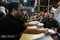 توزیع ۵۰ هزار پرس غذا در بقاع شاخص شهرستان اصفهان