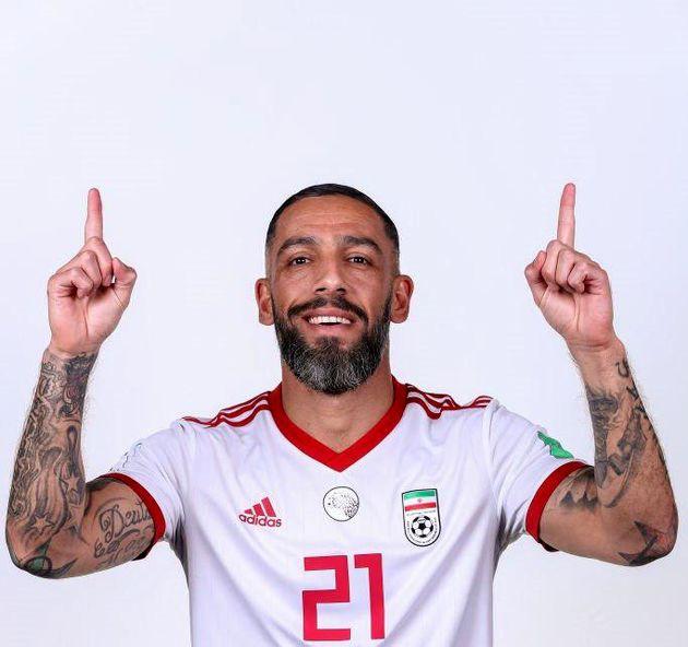 دژاگه در بازی ایران و مراکش به میدان میرود
