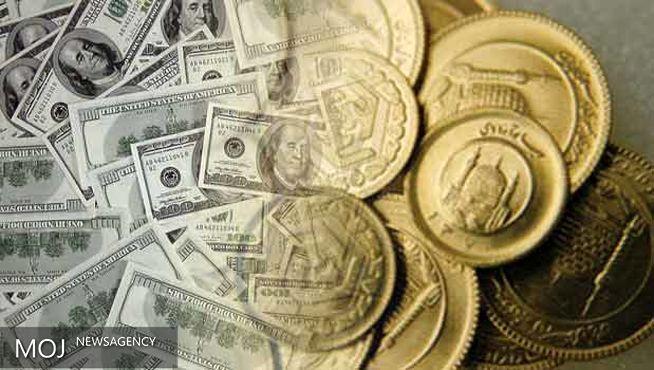 نرخ دلار و برخی مسکوکات طلا در بازار آزاد افزایش یافت