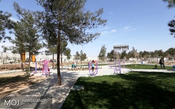 آغاز عملیات بهسازی بوستان شهید محلاتی قم