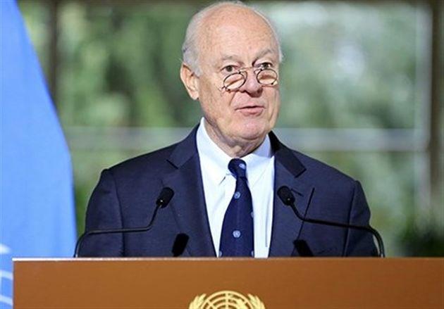 دور جدید مذاکرات ژنو درباره سوریه ۱۸ تیر برگزار میشود