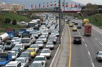 آخرین وضعیت ترافیکی جاده ها / بارش باران در محورهای استان آذربایجان غربی