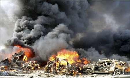 آمار تلفات حمله به جنوب شهر بغداد به 13 کشته و 15 زخمی رسید