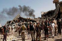 جنگندههای لیبی مواضع تروریستها را بمباران کردند