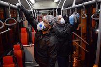 استقرار ناظران ویژه در پایانههای اتوبوسرانی مشهد برای رعایت پروتکلهای بهداشتی توسط مسافران