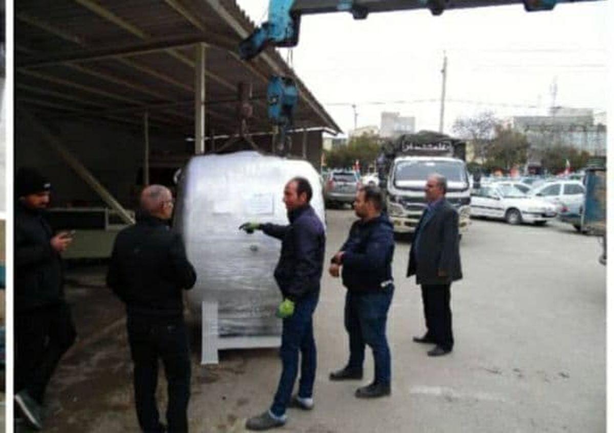 خرید یک دستگاه اکسیژن ساز بیمارستانی در پارس آباد