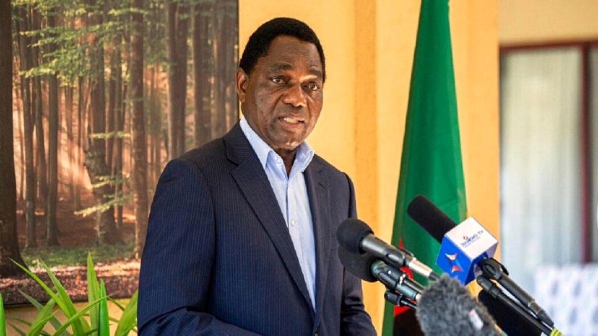 هفتمین رئیس جمهور زامبیا انتخاب شد