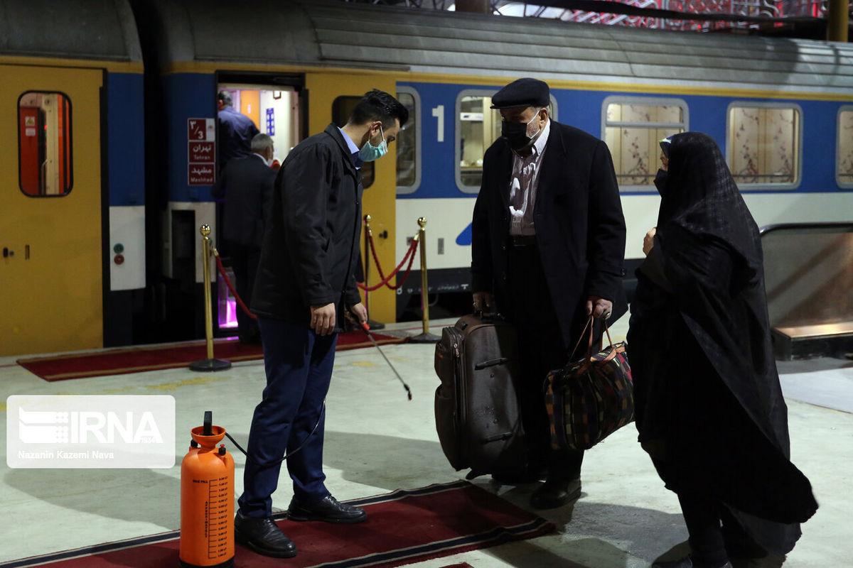 مسافران در ایستگاه راهآهن قم تست کرونا خواهند داد