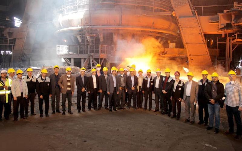 ذوب آهن اصفهان، برند معتبر و مورد وثوق کامل سازمان نظام مهندسی است