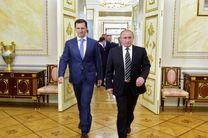 مسکو درباره اسد با واشنگتن معامله نمی کند