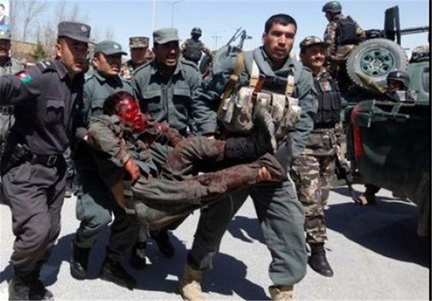 کشته شدن ۵ پلیس در درگیری طالبان و نیروهای امنیتی افغانستان