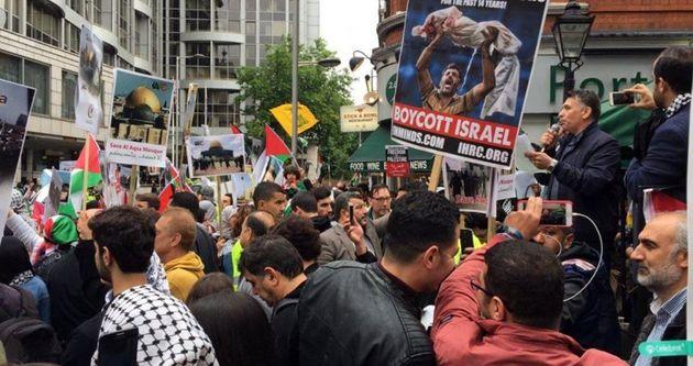 سرزمین های فلسطین باید به فلسطینی ها بازگردد