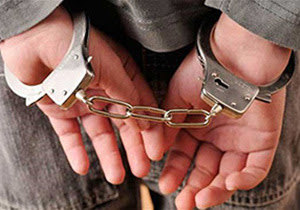 فرد زمین خوار در رامیان دستگیر شد