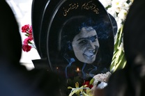 یک سال از عروج غزاله منصوبی گذشت/قلب غزاله هنوز میتپد