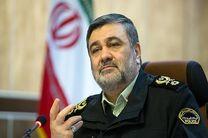 نیروی انتظامی از هیچ اقدامی برای آسایش و امنیت مردم فروگذار نخواهد کرد