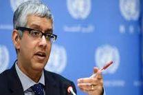 سازمان ملل: نسبت به ادامه روند مثبت مذاکرات سوریه امیدواریم