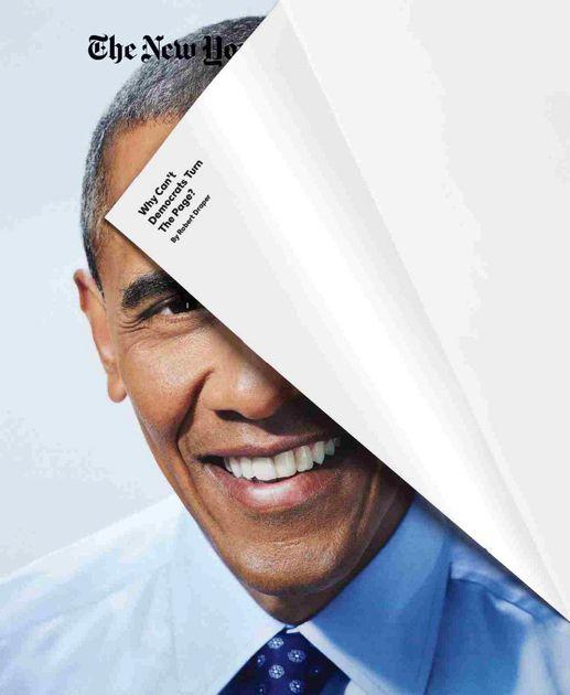 سایه بلند اوباما